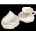 Комплект чаши за кафе МИГРА 022894, 0.100л., 2 броя